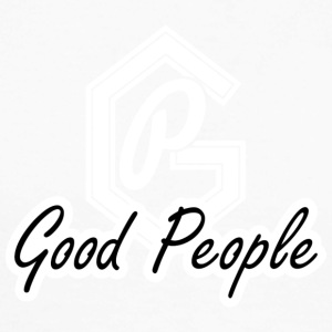 Good People - Men's Long Sleeve Baseball T-Shirt