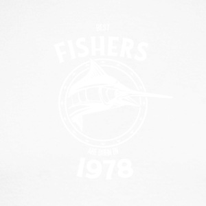 Present for fishers born in 1978 - Men's Long Sleeve Baseball T-Shirt