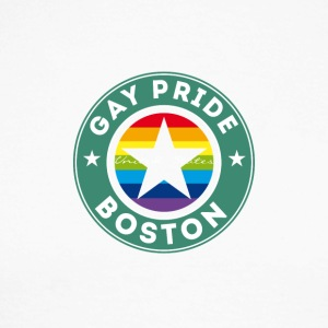 gay pride rainbow stjerners Boston forente CSD Festi - Langermet baseball-skjorte for menn