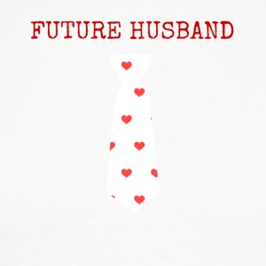 Bachelor JGA Future Husband - Langermet baseball-skjorte for menn