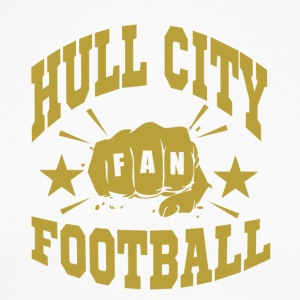 Hull City Fan - Männer Baseballshirt langarm
