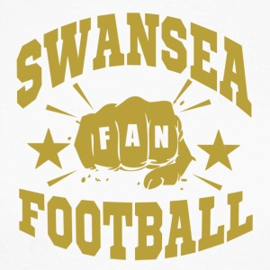 Swansea Football Fan - T-shirt baseball manches longues Homme