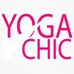 yoga Chic - Langermet baseball-skjorte for menn
