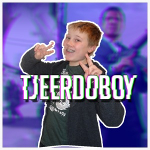 Tjeerdoboy - Men's Long Sleeve Baseball T-Shirt