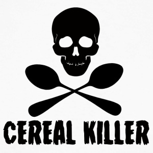 Halloween: Cereal Killer - T-shirt baseball manches longues Homme