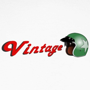 casque vintage - T-shirt baseball manches longues Homme