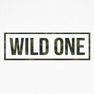 wild One - T-shirt baseball manches longues Homme