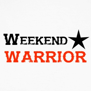 Shirt Weekend Warrior Weekend Party - T-shirt baseball manches longues Homme
