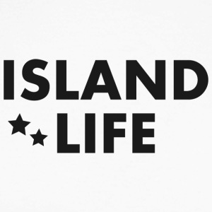 Island Life - T-shirt baseball manches longues Homme