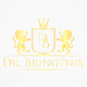 Dr.Bringtnix luxury coat of arms Löwengold - Men's Long Sleeve Baseball T-Shirt