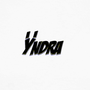 Yndra-Logo'2'-mix'n'match - Langermet baseball-skjorte for menn