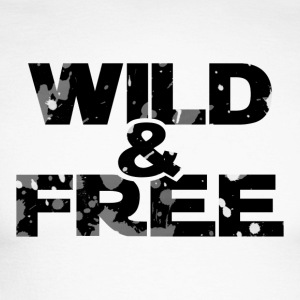 WILD & FREE - T-shirt baseball manches longues Homme