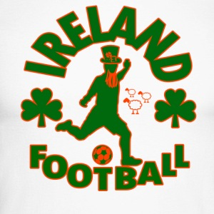 Irlande Football - T-shirt baseball manches longues Homme