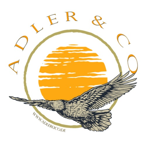 ADLER & Co Design1 - Männer Baseballshirt langarm