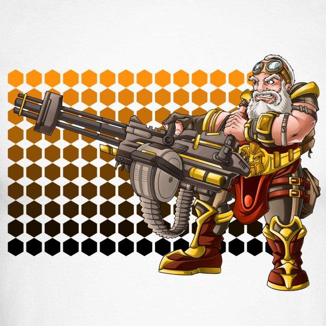 rage dwarf
