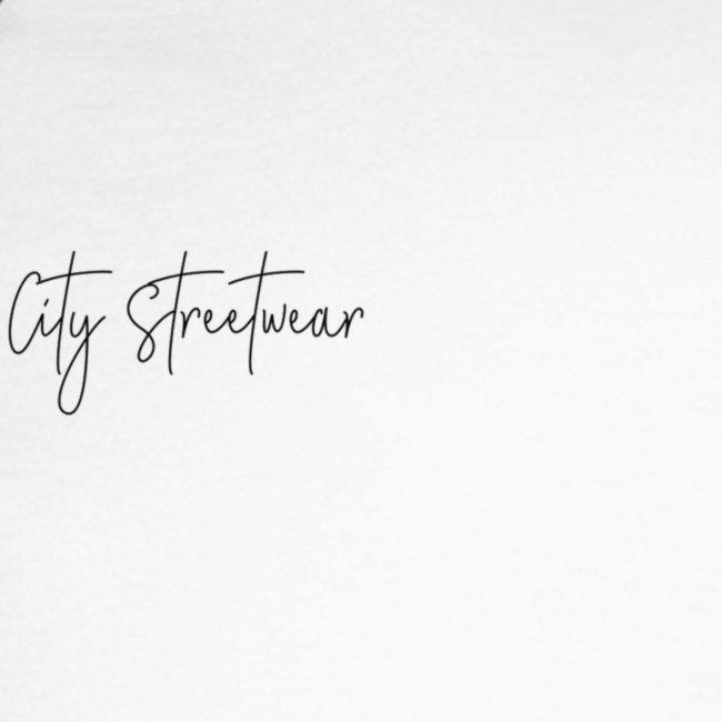 city streetwear