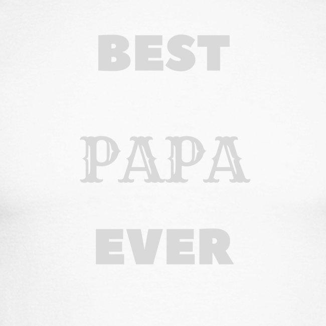 Best Papa Ever