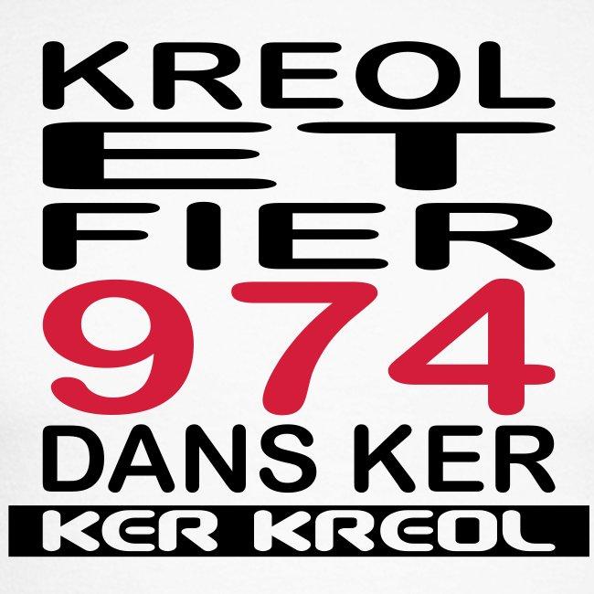 Kreol et Fier dans Ker