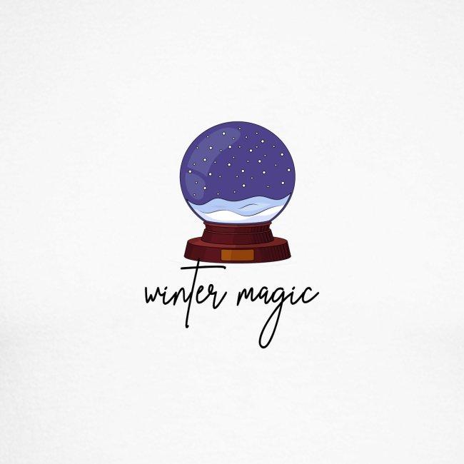 winter magic, snow, winter coming, magic bullet