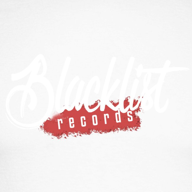 Blacklist Records - Casquette (Logo Blanc)