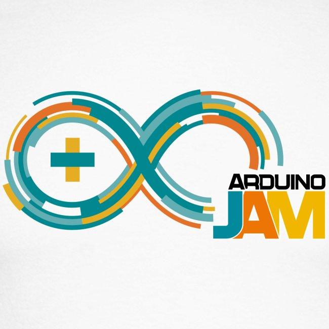 T-shirt Arduino-Jam logo