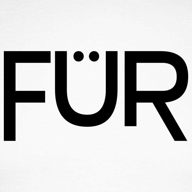 fuer shirt black 01