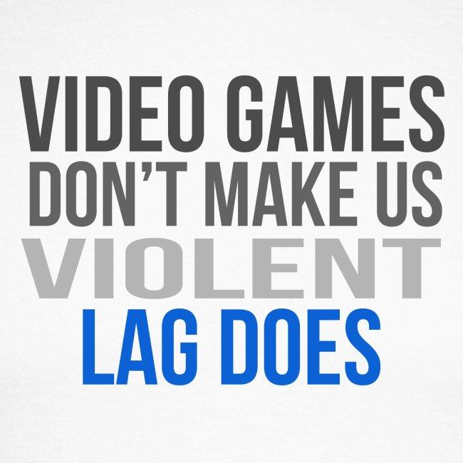 Video games lag