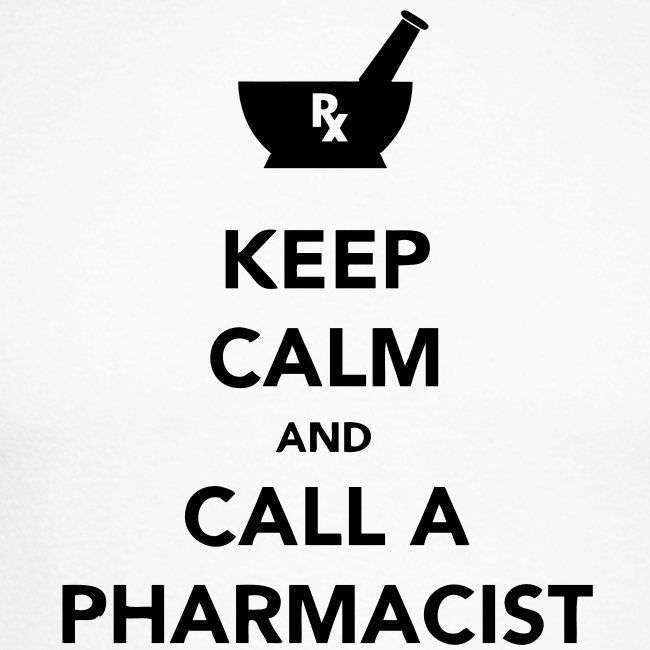 Keep Calm - Pharma