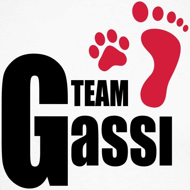 Vorschau: Team Gassi - Männer Baseballshirt langarm