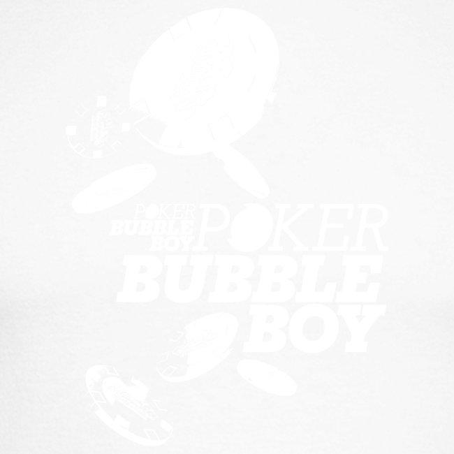 Pokeri - Bubble Boy (valkoinen)