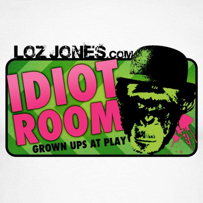 'Idiot Room' Chimp design