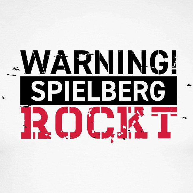 WARNING - Spielberg rockt!