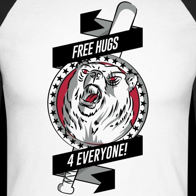 Free hugs 4 everyone