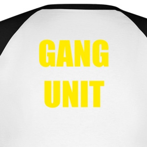Gang unit - Men's Long Sleeve Baseball T-Shirt