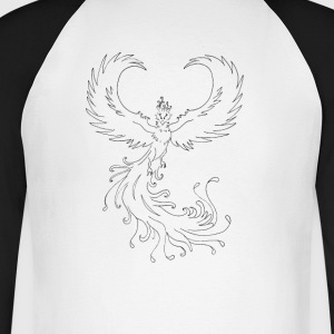 Phoenix - Men's Long Sleeve Baseball T-Shirt