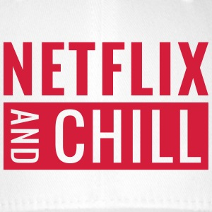 Netflix and chill - Flexfit baseballcap