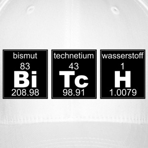 Chemistry BiTcH - Flexfit Baseball Cap