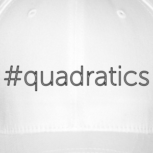 quadratics - Flexfit Baseball Cap