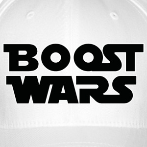 BOOST WARS - Flexfit Baseballkappe