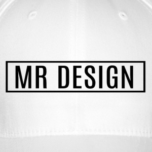 MR DESIGN - Flexfit Baseball Cap