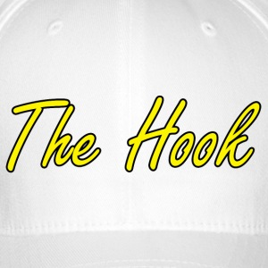 The Hook Logo - Flexfit Baseball Cap