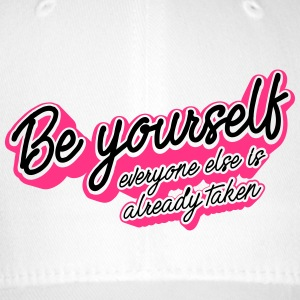 Be Yourself - Flexfit Baseball Cap