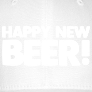Happy New Beer! - Flexfit Baseball Cap