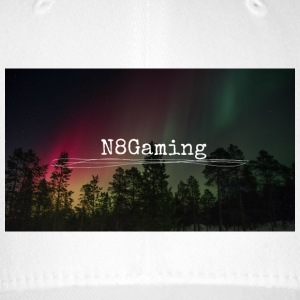 N8 Gaming Shirt - Flexfit baseballcap
