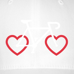Cycle Love - Flexfit Baseball Cap