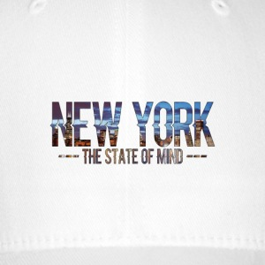 New York - The state of Mind 2 - Flexfit Baseball Cap