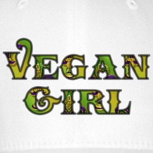 VEGAN GIRL - Casquette Flexfit