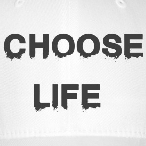 CHOOSE Life - Flexfit baseballcap