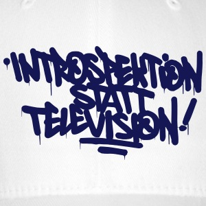 Introspection instead Television - Flexfit Baseball Cap