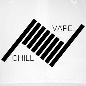 Vape and Chill - Flexfit Baseball Cap